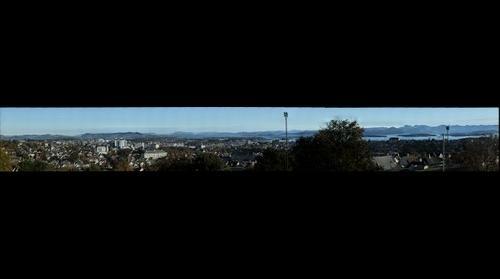 From Vålandstårnet in Stavanger