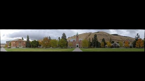 Fall Colors at the University of Montana