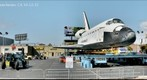 Space Shuttle Endeavour in Westchester CA 10-12-12 G-80 John Post