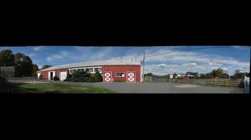 Rutgers Cook Campus Livestock Barn