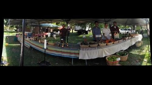 whereRU: Jersey Fresh Farm Market Douglass Campus