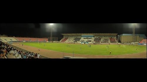 Azkals VS Azraq