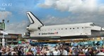 Space Shuttle Endeavour in Westchester CA_2 October 12 - 2012 John Post