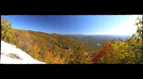 Symmes Chapel Overlook (Pretty Place), Greenville, South Carolina