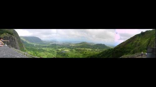 Pali Lookout - Hawaii