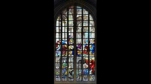 Staind Glass # 13;