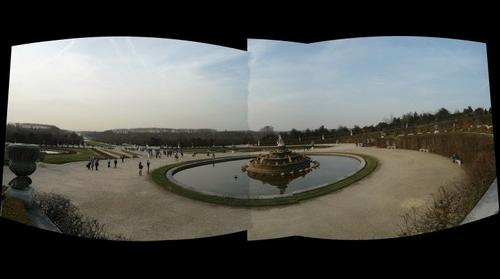 Bassin de Latone (Chateau de Versailles)