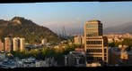 Santiago Springtime Sunset 2012