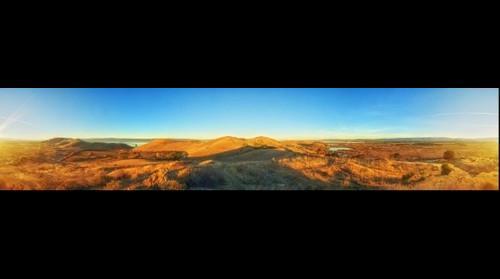 Coyote Hills Regional Park Sunrise