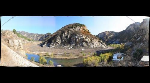 密云 - 白河大峡谷