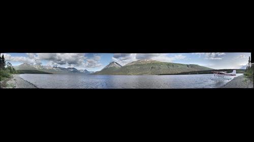 Upper Tazimina Lake