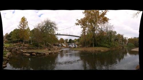 Reedy River Falls, Greenville