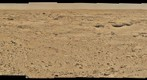 "360 Panorama of the ""Rocknest"" site at Gale Crater, Mars - Taken by NASA/JPL's Mars Science Laboratory Rover ""Curiosity""."