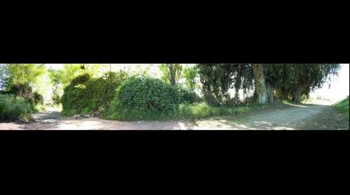 camino Rural en Puente Alto-Chile