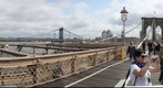 Brooklyn Bridge, New York - at the midspan