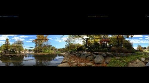 Reedy River Falls Park, Greenville, SC