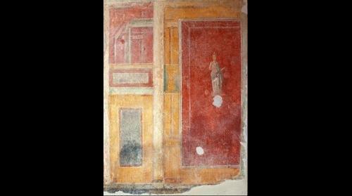 Domus delle Muse, particolare (Scavi di Ostia Antica - MiBAC)