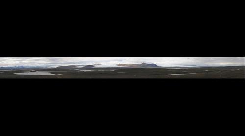 Hofsjökull in Iceland