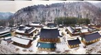 Woljeongsa - winter