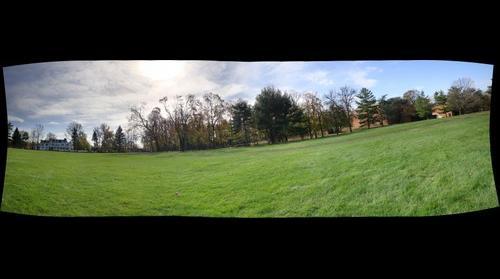 whereRU: Field in Douglass