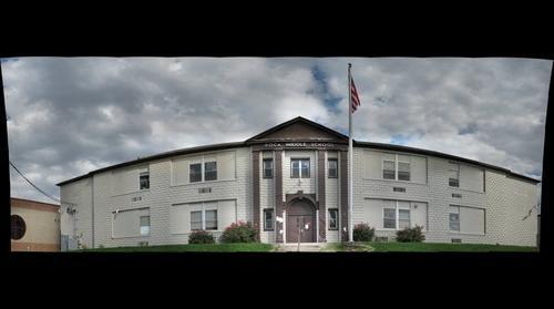 Poca Middle School Built in 1926