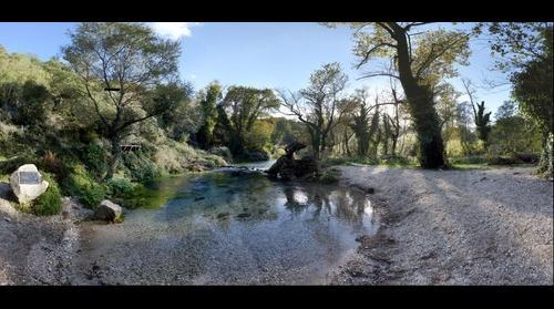 Syri i Kaltër - a natural wonder of Albania