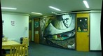 whereRU: Mettler Hall Paul Robeson Mural