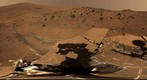 Spirit Mars Rover in &#39;McMurdo&#39; Panorama (NASA) posted