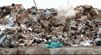 Jacob Riis Parking Lot - Temporary Dumping Site For Hurricane Sandy Debris (25,821x4,291px)