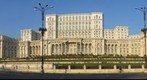 Palace of the Parliament (Palatul Parlamentului) in Bucharest, Romania