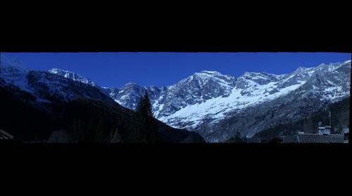 Monte Rosa da Borca