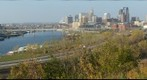 St Paul skyline