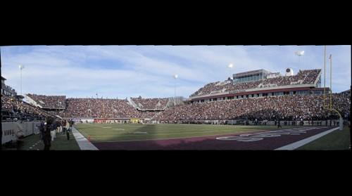 UM Griz vs. MSU Cats at Washington-Grizzly Stadium on November 17, 2012