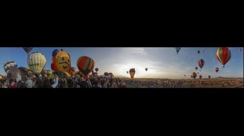 Festival del Globo en León Guanajuato