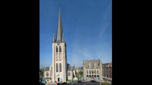 Kerk uit Oase