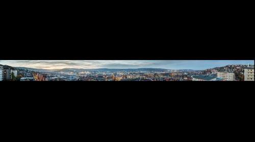Stuttgart Blue Hour
