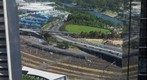Melbourne Park and Yarra River