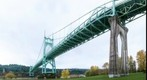 St Johns Bridge, November 21st, 2012