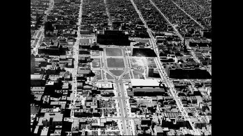 1948 Milwaukee Aerial Photo