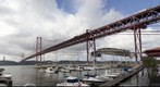 25 April Bridge - Lisbon Portugal