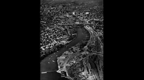 Milwaukee River 1948