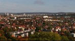 Panorama Erfurt