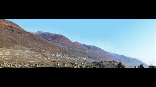 A view of Valtellina