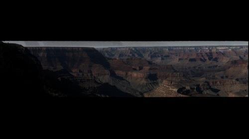 Grandview at the Grand Canyon National Park
