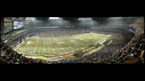 100th Grey Cup Gigapan