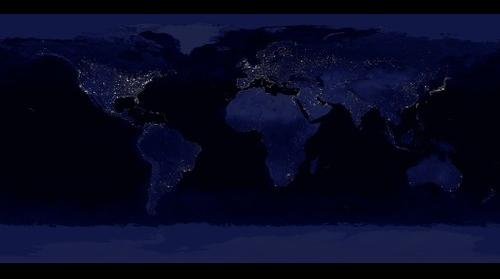 Earth's City Lights (1994-95)