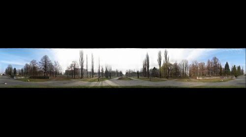 Park in Sosnowiec, Poland