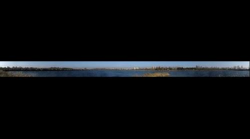 Hubertus lake, Myslowice, Poland