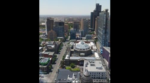 La Trobe St, Melbourne
