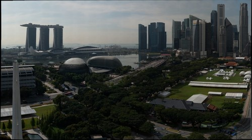 Singapore - Marina Bay & Raffles Place